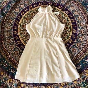 Elegant party dress. 🌹 Cream color